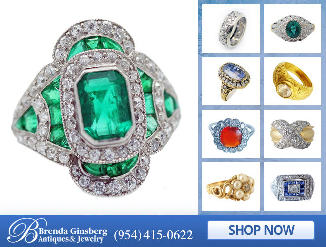 Rings Jewelry in and near Miami FL