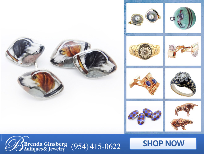 Men's Antique Jewelry